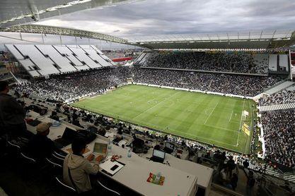 Corinthians cede el nombre de su estadio a un patrocinador por 54 millones dólares