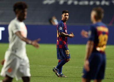 El panorama contractual que se abre con la continuidad de Messi sin renovar
