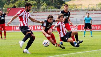 2-2. Athletic y Eibar empatan en Lezama en su último test de la pretemporada