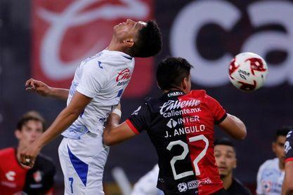 1-0. El argentino Víctor Malcorra le da triunfo al Atlas sobre Cruz Azul