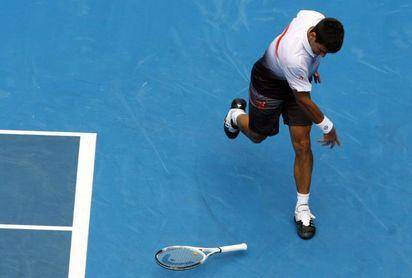 """""""Chocante"""" y """"exagerada"""" es la eliminación de Djokovic para la prensa serbia"""