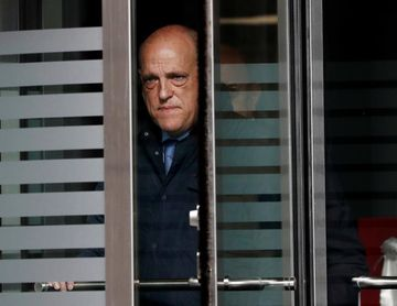 El CSD traslada a la Fiscalía los vínculos de Javier Tebas con el Fuenlabrada