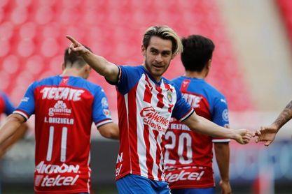 Jesús Angulo afirma que Chivas no podía anotar por mala suerte
