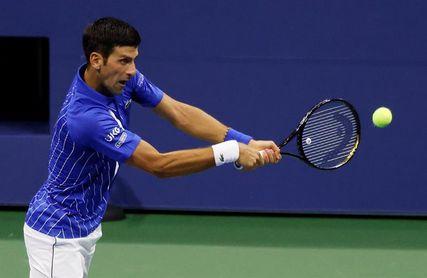 La USTA sanciona a Djokovic con pérdida de puntos y dinero