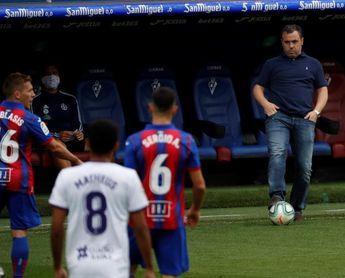 El Real Valladolid presenta más mordiente ofensiva sin descuidar su defensa