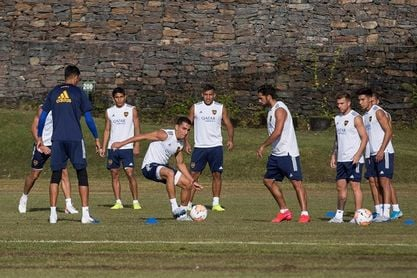 Boca Juniors recupera a jugadores contagiados de coronavirus