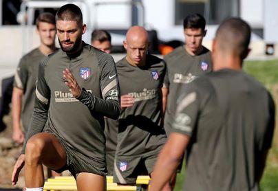 """Carrasco se ve """"más maduro"""" tras firmar para su segunda etapa en el Atlético"""