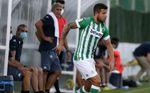 Aitor Ruibal ha convencido a Pellegrini y llevará el '24', un dorsal con mucha historia en el Betis.