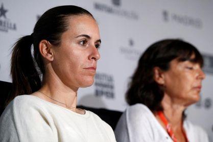"""Anabel Medina: """"Están los sucesores de Nadal, Federer y Djokovic"""""""