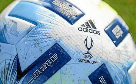 Éste es el balón que se utilizará en la Supercopa.
