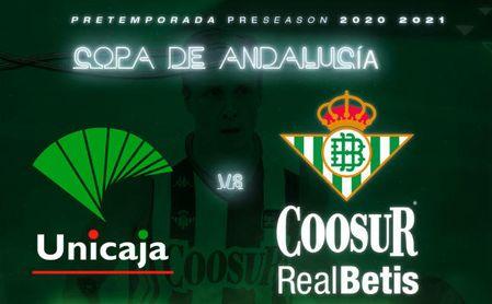 El Betis tratará de revalidar el título en Málaga.