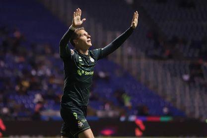 Argentino Furch acepta que se ha quedado corto en su aporte al Santos Laguna
