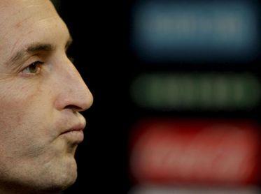 """Emery: """"El Huesca va a ser un rival complicado al que tenemos mucho respeto"""""""