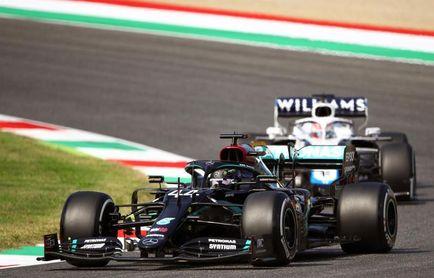 """Hamilton: """"Me encanta este circuito, es rápido y exigente"""""""