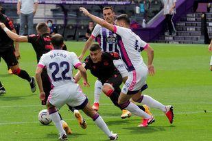1-1. Real Valladolid y Real Sociedad se atascan con el empate