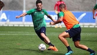David Silva supera el covid-19 y completa su primer entrenamiento con la Real