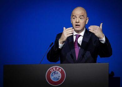 La FIFA promete transparencia en la firma de un acuerdo anticorrupción con la ONU