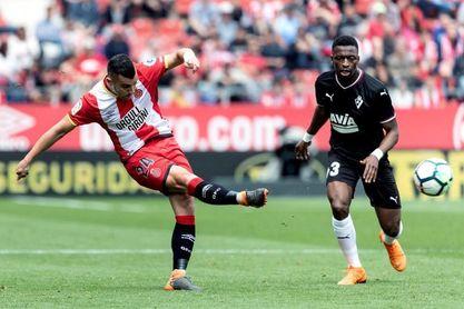 Borja pone rumbo a Huesca tras cinco años en Gerona