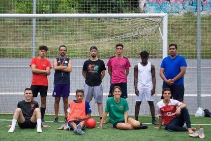 Street Soccer Barcelona, con el fútbol como herramienta de inclusión