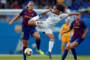 La liga femenina vuelve a lo grande, con un ´clásico´ Real Madrid-Barça