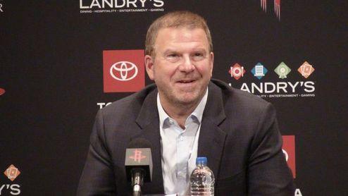 El dueño de los Rockets mantiene la confianza en Morey que elegirá al nuevo entrenador