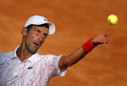 """Djokovic: """"Nunca es fácil jugar ante uno de tus mejores amigos"""""""
