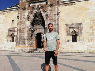 Jorge Félix, el cambio de vida del mejor jugador de Polonia