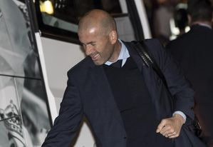 El Real Madrid llegó con tres horas y media de retraso a San Sebastián