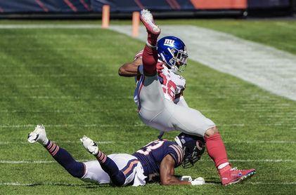 49ers pierden a Garoppolo, Bosa y Moster; Giants a Barkley; Broncos a Lock