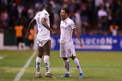 Liga de Quito empata y sigue pendiente su clasificación a la final por el título