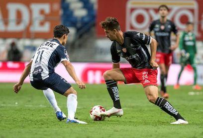 Español González reconoce que mala racha de Necaxa es culpa de los jugadores