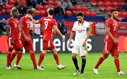 Bayern 2-1 Sevilla FC: Así de difícil es ganarle a este equipo; pierde plata, gana orgullo y fiabilidad