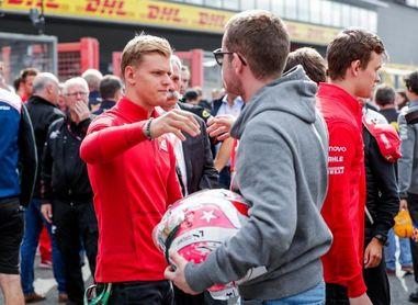 Mick Schumacher rodará en los primeros libres del GP Eifel