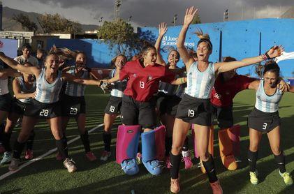 """""""Las Leonas"""", 20 años del nacimiento de un equipo emblema de Argentina"""