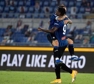 Papu Gómez dirige la goleada del Atalanta en el campo del Lazio (1-4)