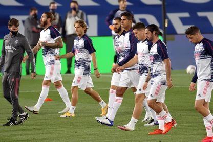 Zidane apuesta por rotaciones y mantiene a Jovic