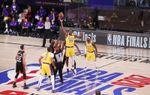 116-98. Davis y James comienzan arrolladores ante los Heat y toman ventaja