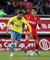 El Real Valladolid cede al Fuenlabarada a Sekou Gassama y a Álvaro Aguado