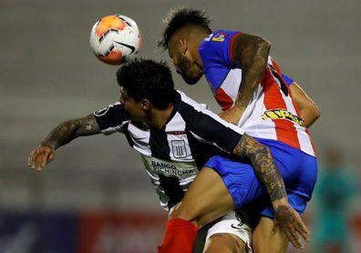 2-2. Alianza Lima logra su primer punto al igualar con Estudiantes de Mérida