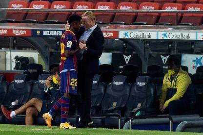 Koeman repite once; Óscar García sale con cinco atrás
