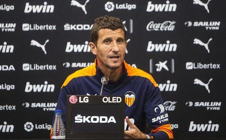 """Javi Gracia: """"Va a ser difícil por el potencial del Betis y sus recursos ofensivos"""""""