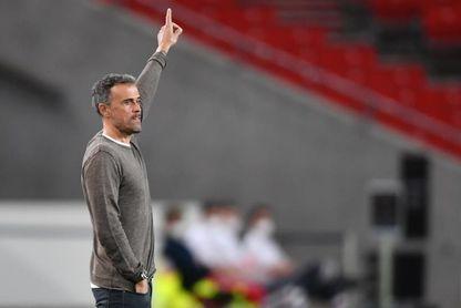 """Luis Enrique: """"Adama Traoré quiere jugar con España"""""""