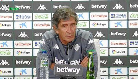 Pellegrini, sobre Bravo, Loren, la imagen de Getafe y el Valencia.