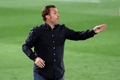 """Sergio González advierte de que el partido ante Eibar """"no es de urgencias"""""""