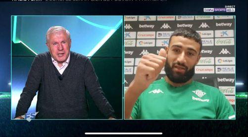 Fekir se abre con el 'Machote': su objetivo en el Betis, Pellegrini y su frustrado fichaje por el Liverpool