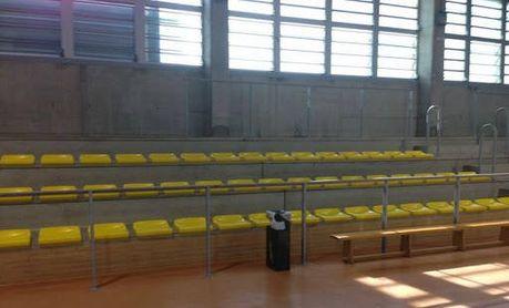 Importante inversión en el Polideportivo Municipal de Castiblanco