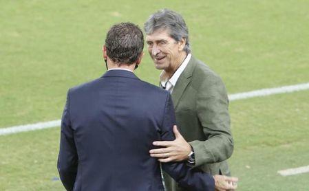 """Pellegrini: """"Volvemos a ser los de las tres primeras jornadas""""."""