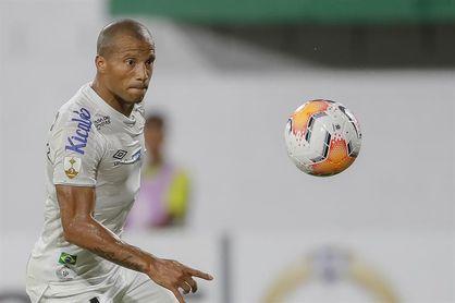 El Santos brasileño pierde al uruguayo Sánchez para el resto de la Libertadores