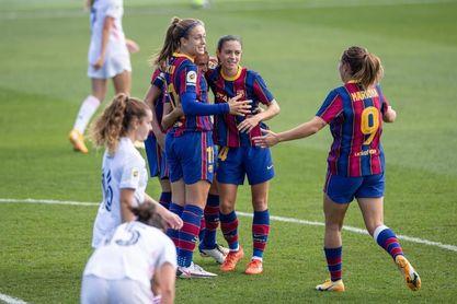 0-4. El Barcelona pone distancia con el Real Madrid