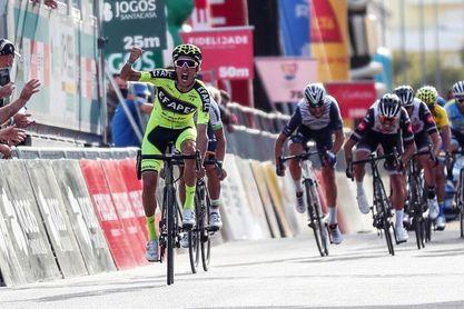 António Carvalho logra la etapa en Portugal, Antunes sigue líder